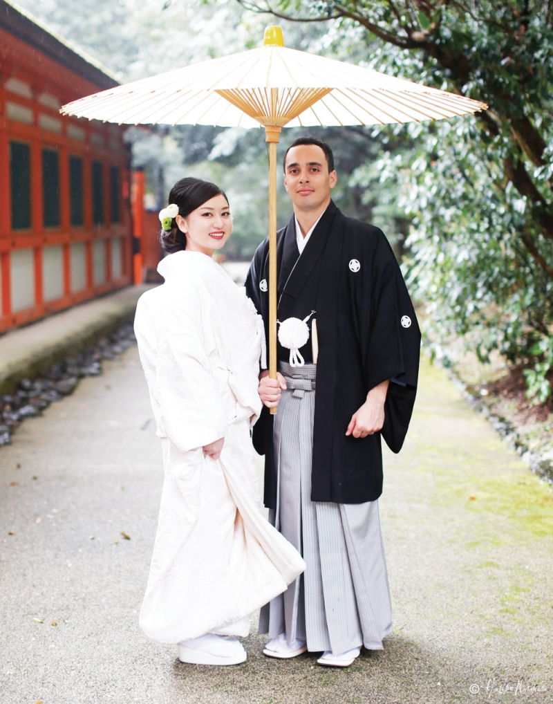 Wedding in Kyoto