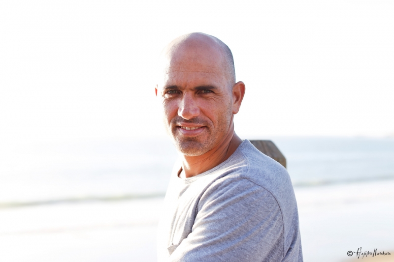 Kelly Slater at Rincon