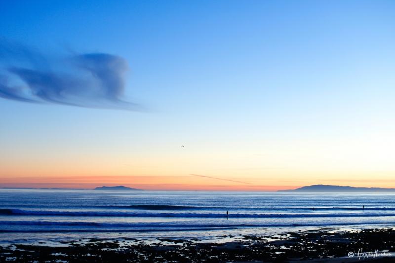 Sunset in Ventura
