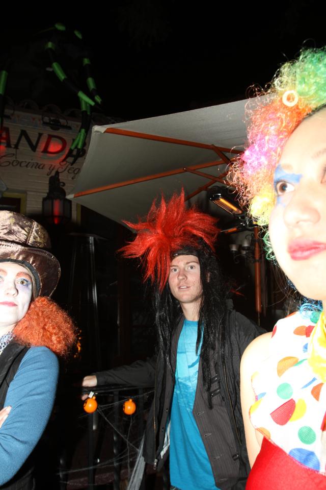 Halloween2011 サンタバーバラ