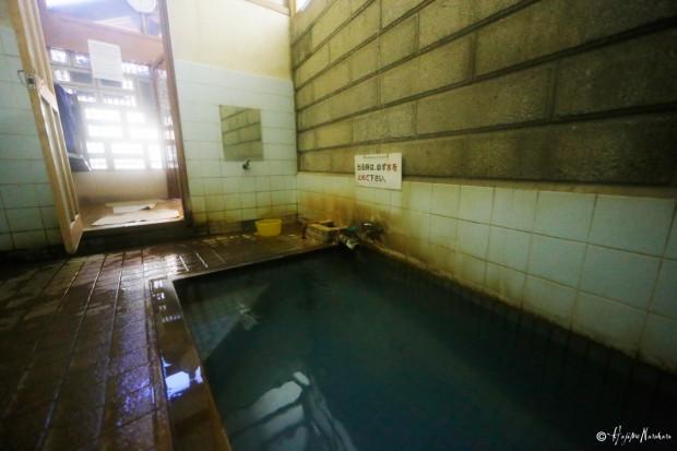 渋温泉 二番湯